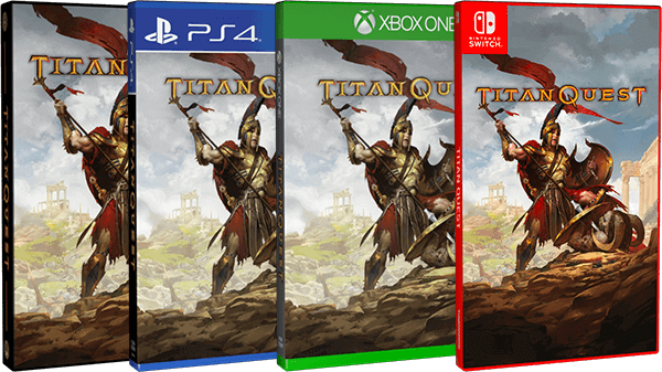Titan Quest on Consoles